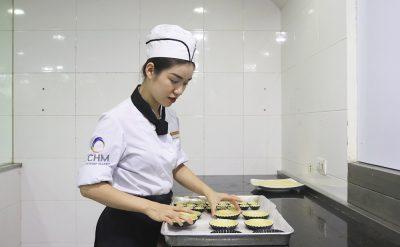 lớp học làm bánh chuyên nghiệp