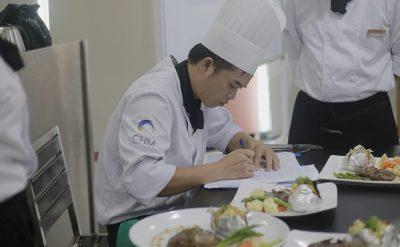 lớp học đầu bếp chuyên nghiệp
