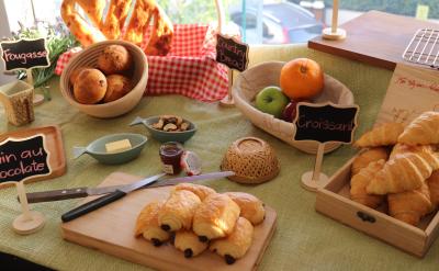 bánh đi picnic